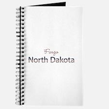 Custom North Dakota Journal