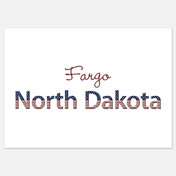 Custom North Dakota Invitations