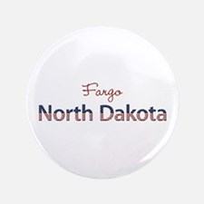 "Custom North Dakota 3.5"" Button (100 pack)"