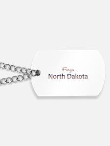 Custom North Dakota Dog Tags