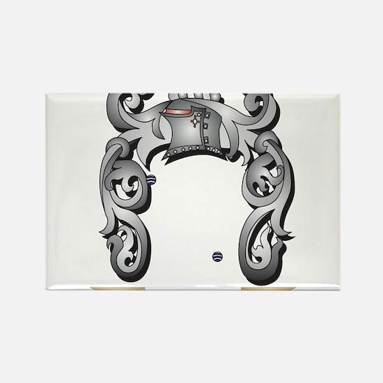 Osbourne- Coat of Arms - Family Crest Magnets