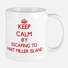 Keep calm by escaping to Hart Miller Island Maryla