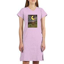 Scotties Hung the Moon Women's Nightshirt
