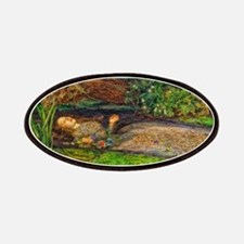 Millais: Drowning Ophelia Patches