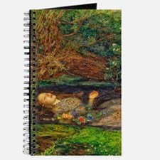 Millais: Drowning Ophelia Journal