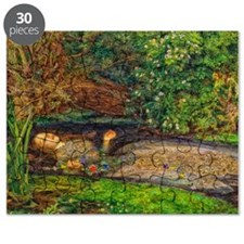 Millais: Drowning Ophelia Puzzle