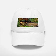 Millais: Drowning Ophelia Baseball Baseball Cap