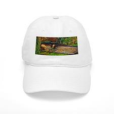 Millais: Drowning Ophelia Baseball Cap