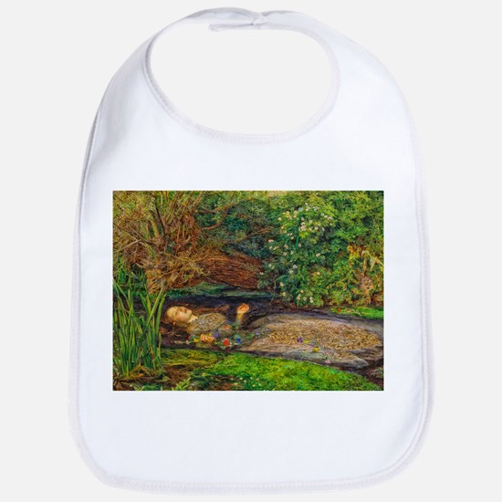 Millais: Drowning Ophelia Bib