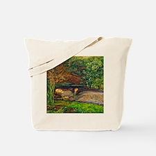 Millais: Drowning Ophelia Tote Bag
