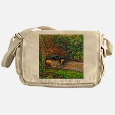Millais: Drowning Ophelia Messenger Bag
