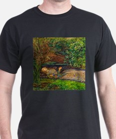 Millais: Drowning Ophelia T-Shirt