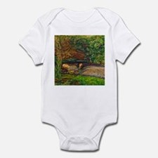 Millais: Drowning Ophelia Infant Bodysuit
