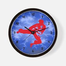 Karate Martial Arts Wall Clock