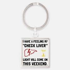 Check Liver Light Keychains