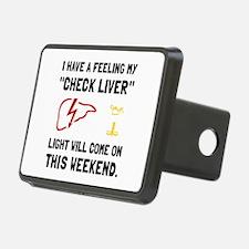 Check Liver Light Hitch Cover