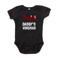 Daddys Wingman Baby Bodysuit