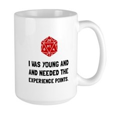 Experience Points Mugs