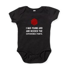 Experience Points Baby Bodysuit