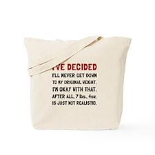 Original Weight Tote Bag