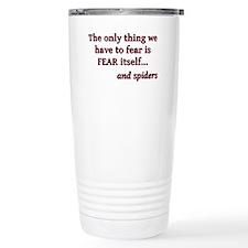 Cute Spider Travel Mug