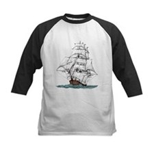 Unique Boats ships Tee