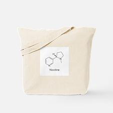 Nicotine - Smokers - Tobacco Tote Bag