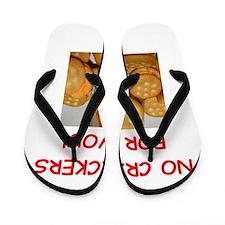 crackers Flip Flops