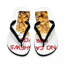 cashews Flip Flops