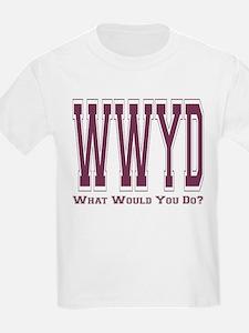 WWYD Kids T-Shirt