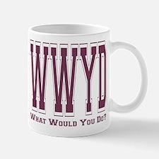 WWYD Mug