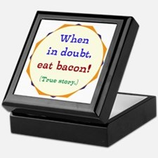 Bacon is Good Eatin Keepsake Box