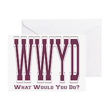 WWYD Greeting Cards (6)