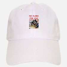 clams Baseball Baseball Baseball Cap
