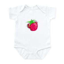 Sweet Strawberry Infant Bodysuit