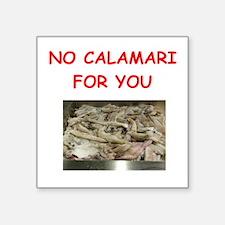 calamari Sticker