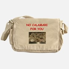 calamari Messenger Bag
