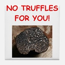 truffles Tile Coaster