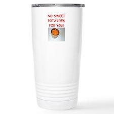 sweet potato Travel Mug