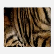Tiger 03 Throw Blanket