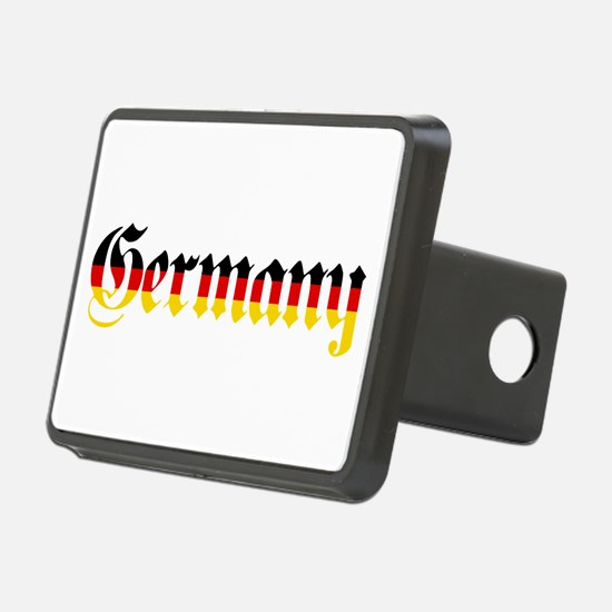 Germany in Flag Colors Hitch Cover