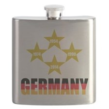 Germany Soccer Flask