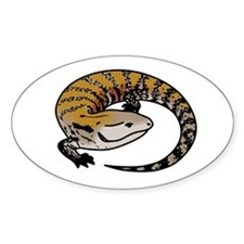 Blue Tongue Skink Bumper Stickers
