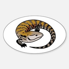 Blue Tongue Skink Decal
