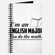 English major you do the math Journal