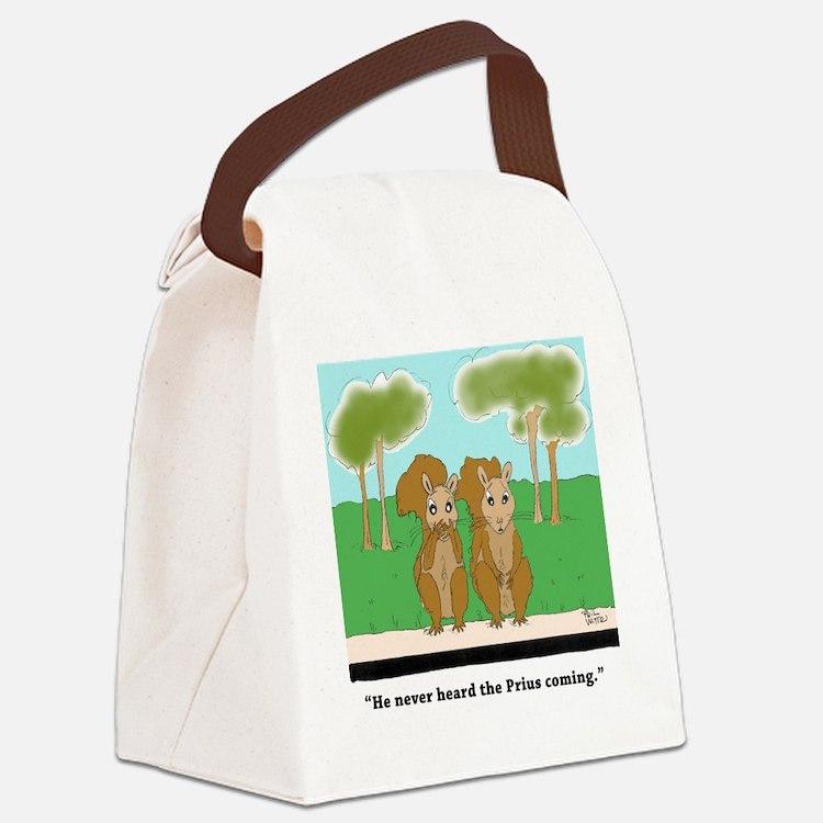 Cute Hybrid Canvas Lunch Bag