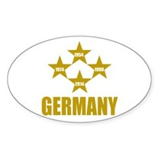 Germany Soccer Decal