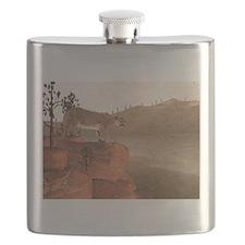 Concentration - Cougar Flask