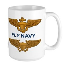 F-4 Phantom Ii Vf-143 Pukin Dogs MugMugs