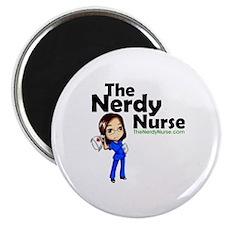 The Nerdy Nurse Magnet